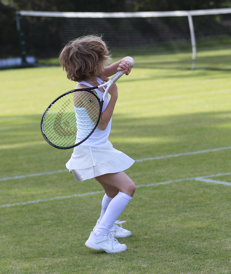 girls white tennis dress julia zoe alexander uk