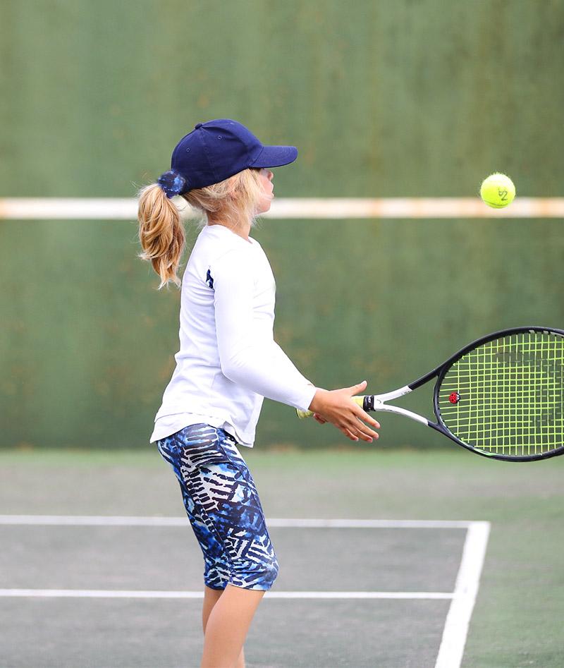 vipa tennis capri pants cropped leggings zoe alexander uk