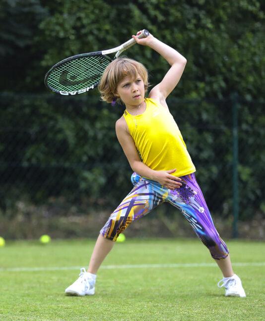 croped tennis leggings capri pants viviana vivid zoe alexander uk