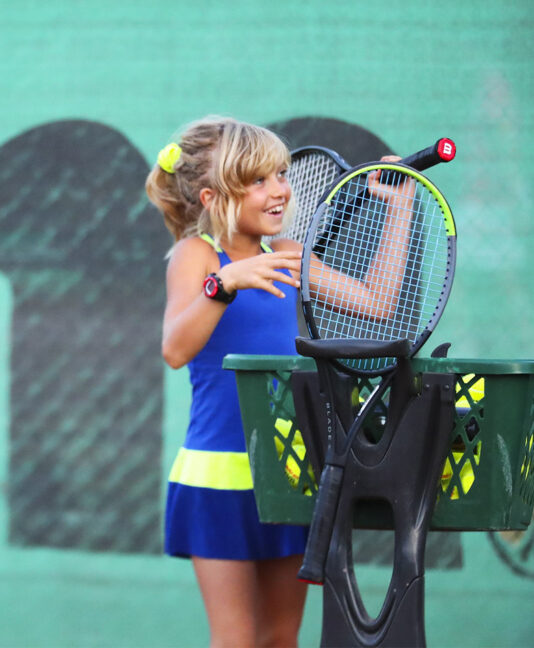 dayana blue girls tennis dress zoe alexander uk
