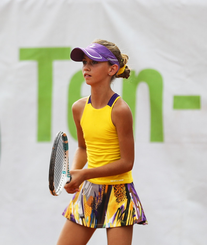 viviana girls tennis dress zoe alexander uk