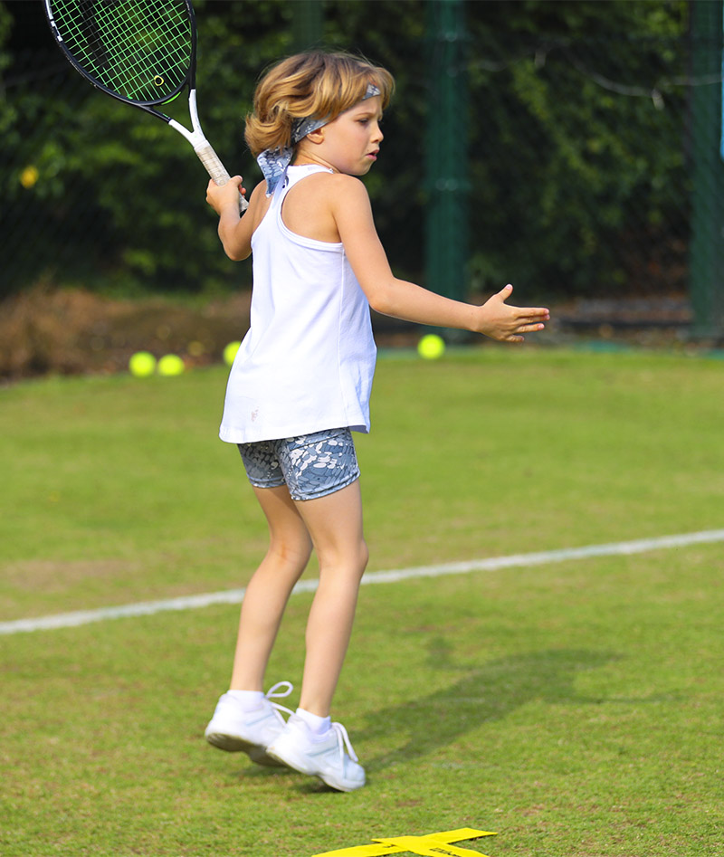 jennifer girls tennis shorts ball pocket zoe alexander uk