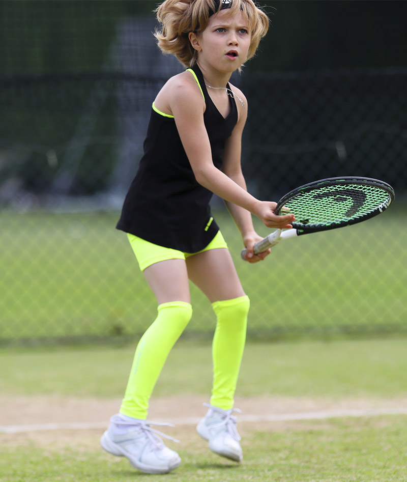 neon tennis shorts daria black tennis tank top zoe alexander uk