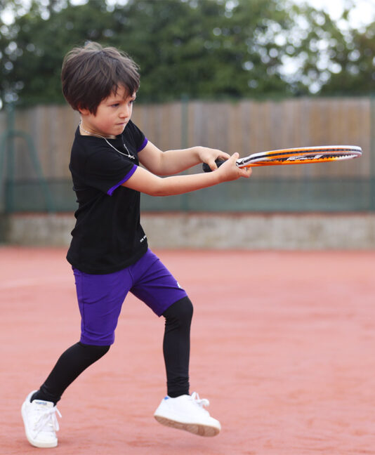 boys tennis outfit rafael black zoe alexander uk