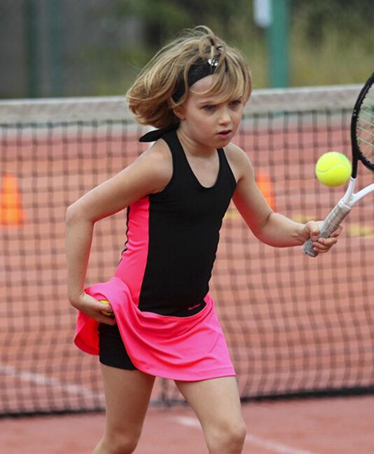 black girls tennis dress ashleigh zoe alexander