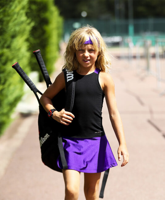 black violet rafaela girls tennis dress zoe alexander uk
