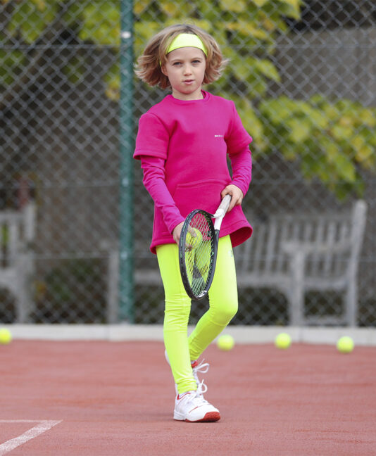 polar fleece girls tennis training tops zoe alexander uk