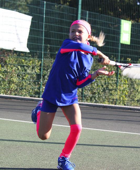 girls blue long sleeve tennis tops sophia zoe alexander uk