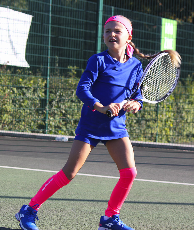 girls blue long sleeve tennis tops sophia zoe alexander uk