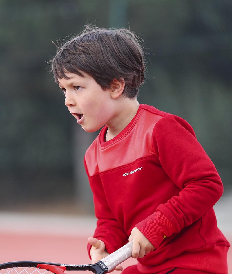 Boys_Tennis_Sweatshirt_Red_Hot