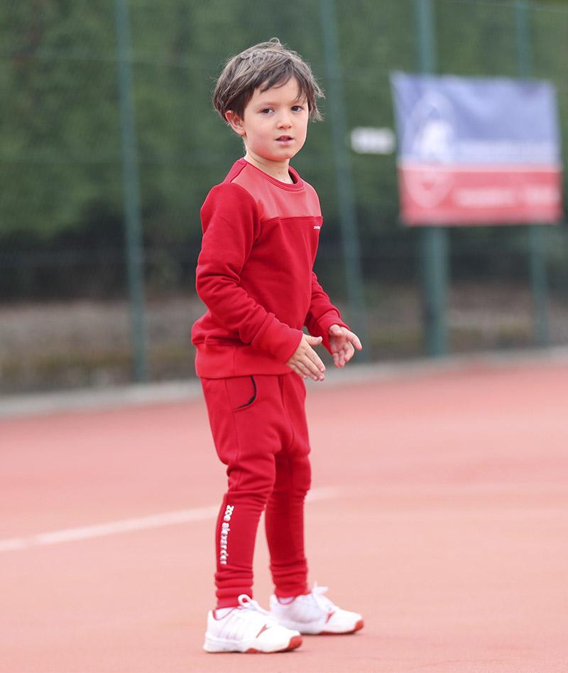 red hot fiery sweatshirt boys tennis tops zoe alexander uk