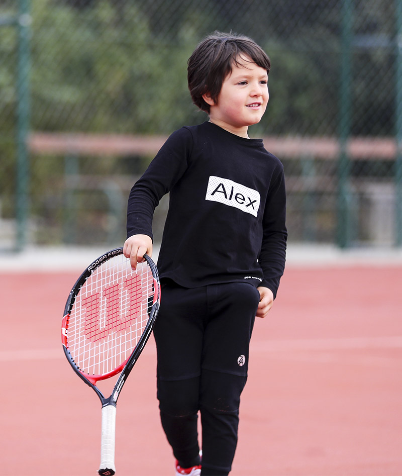 boys long sleeve tennis training tops zoe alexander uk