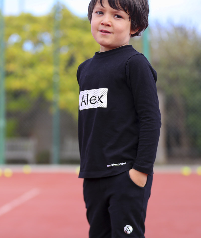 boys long sleeve training tops zoe alexander uk