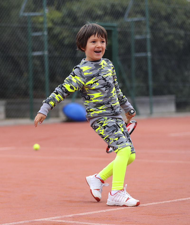boys tennis tops sweatshirt camouflage zoe alexander uk