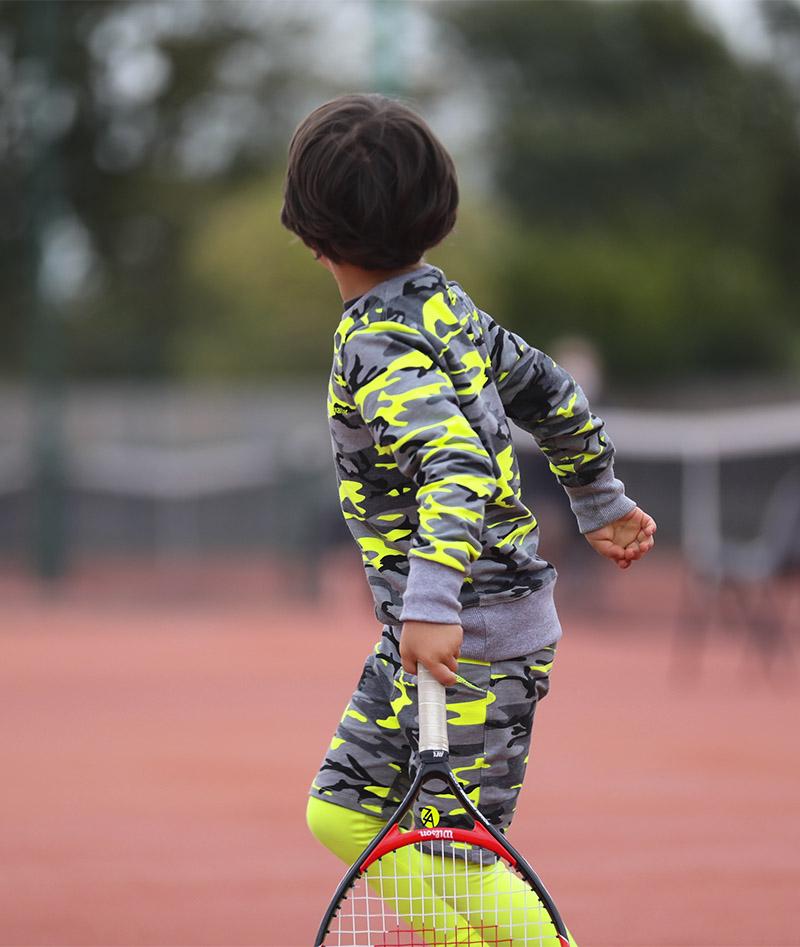 boys tennis tops sweatshirt camouflage zoe alexander uk