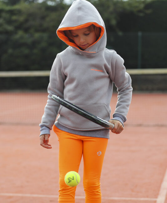 girls tennis hoodie jennifer zoe alexander uk