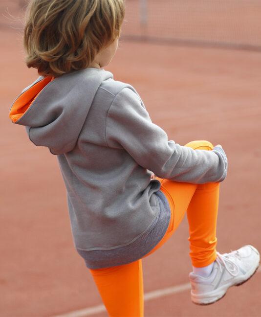 girls tennis hoodie jennifer zoe alexander uk