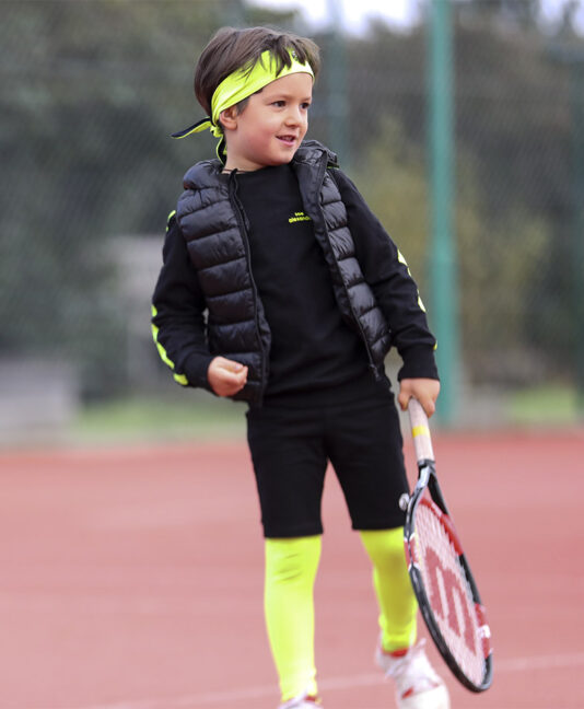 black neon yellow base layers zoe alexander uk