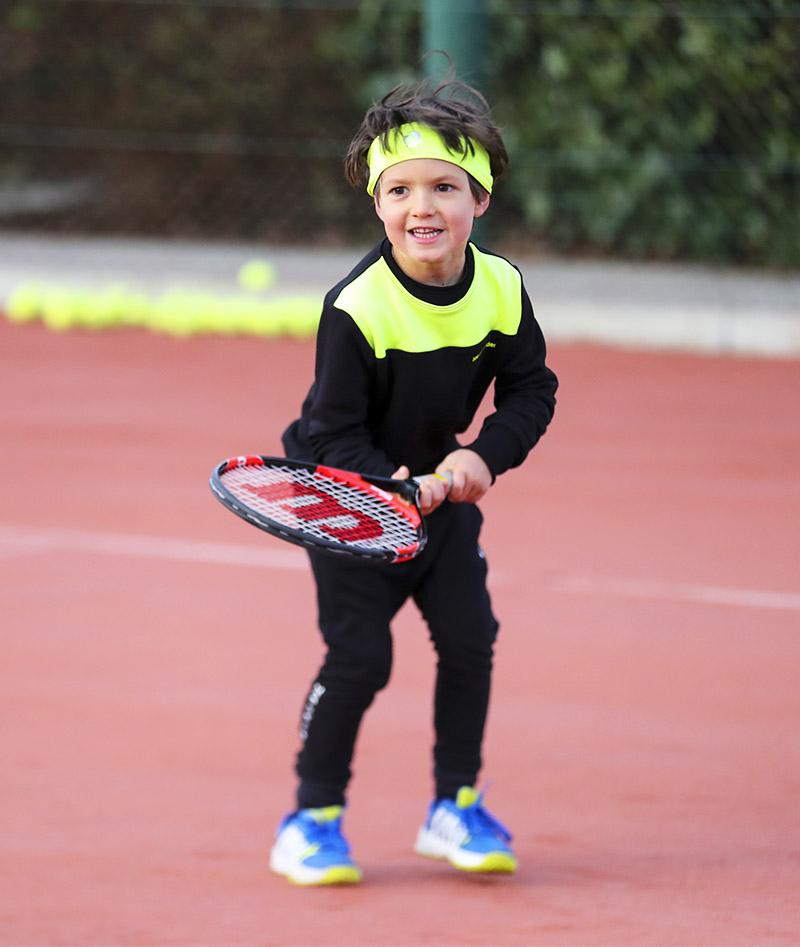 boys black tennis sweatshirts Zoe Alexander UK
