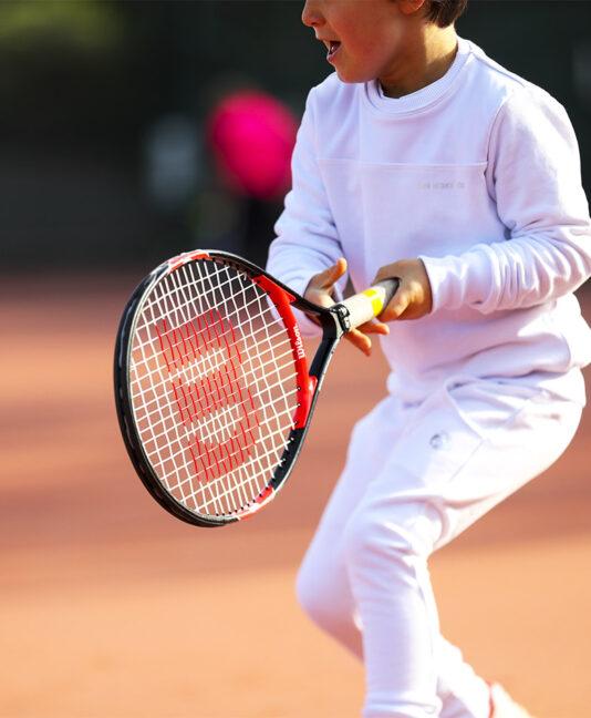 boys ice white tennis sweatshirt top zoe alexander uk