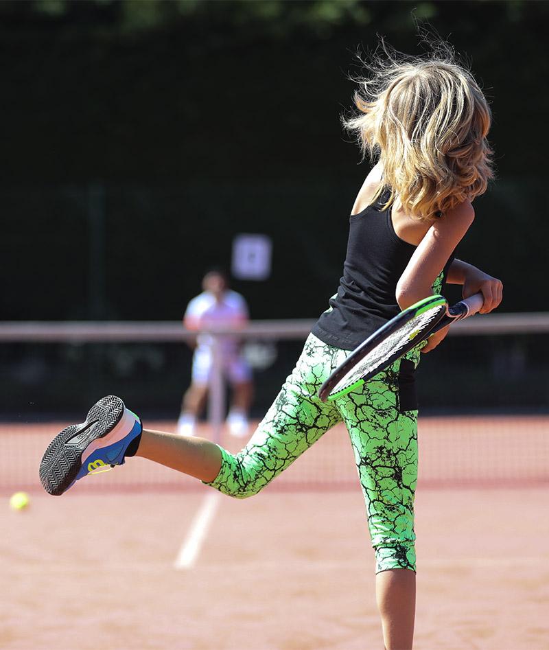 olivia neon green capri pants cropped leggings zoe alexander uk