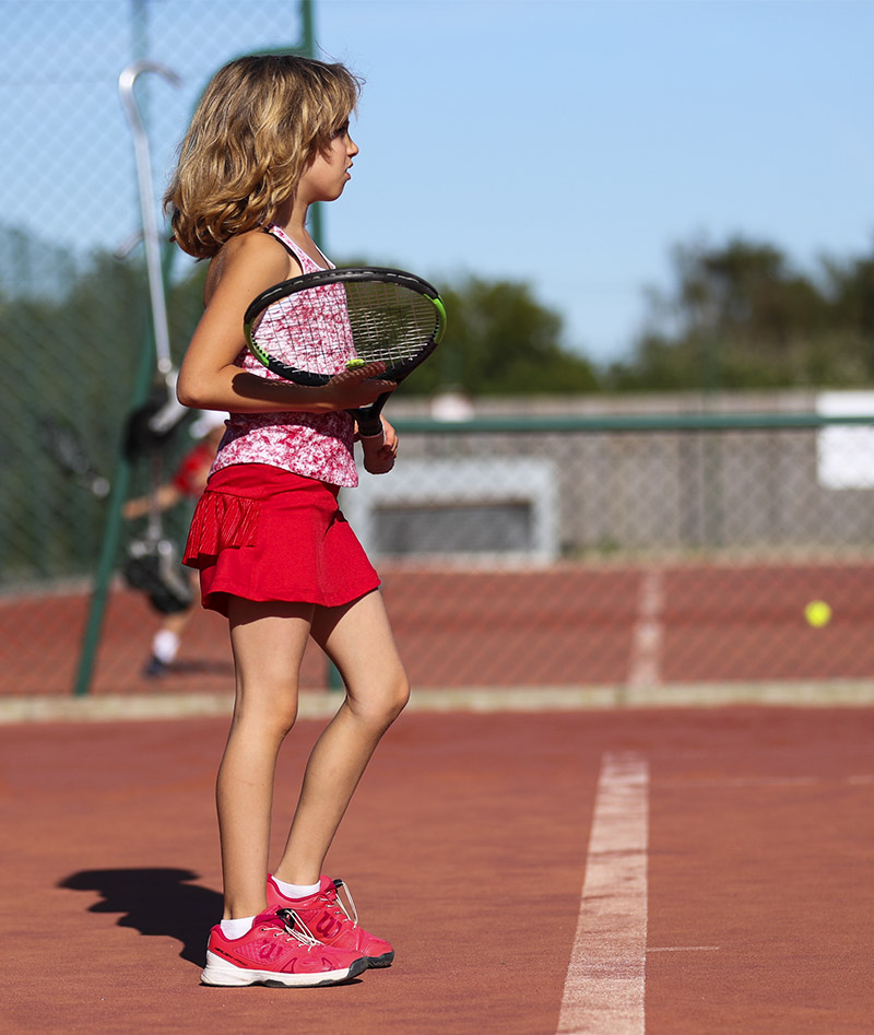 red cloud girls tennis tank top zoe alexander uk