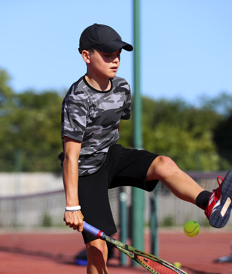 fabio camouflage boys tennis outfit zoe alexander uk