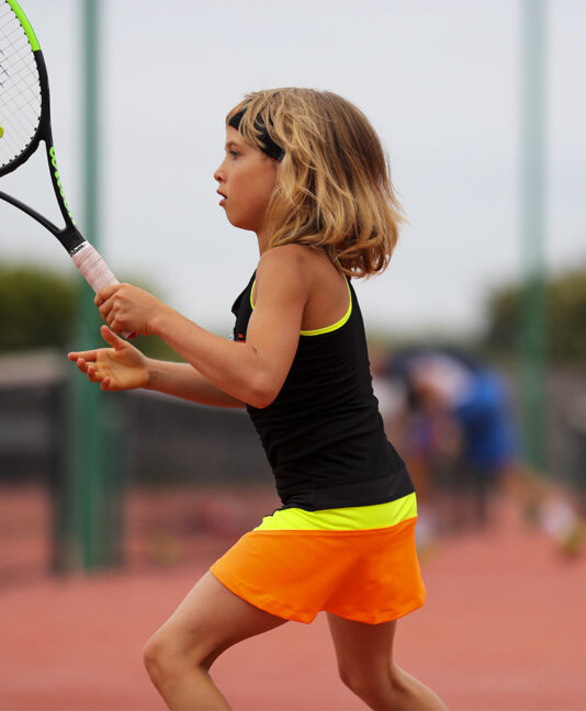 ivanna girls black tennis dress zoe alexander uk