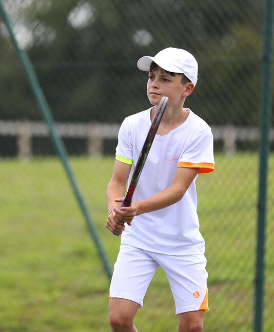 sebastian boys white tennis kit zoe alexander