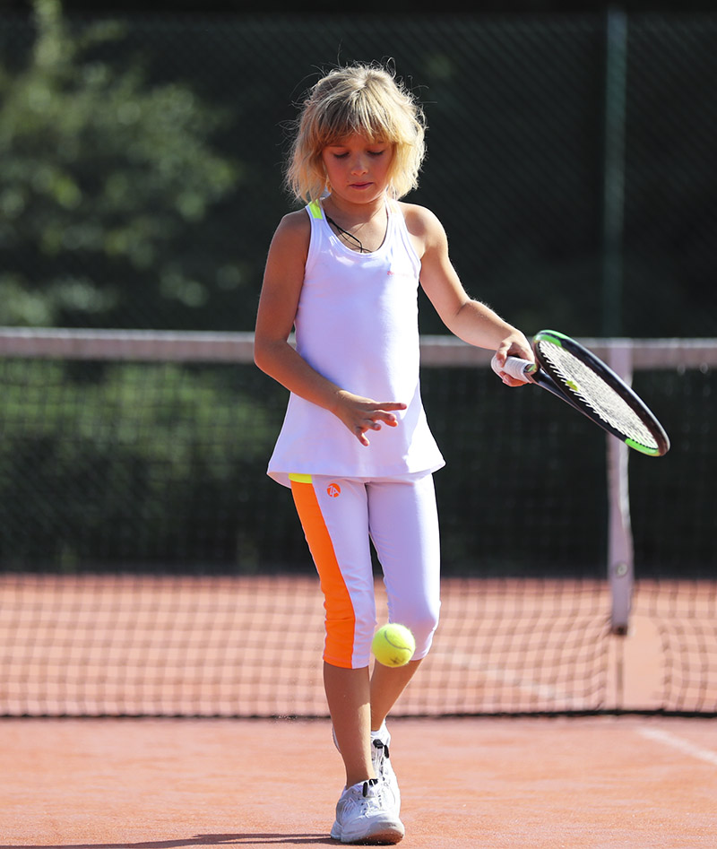 tropicana girls tennis capri pants zoe alexander uk