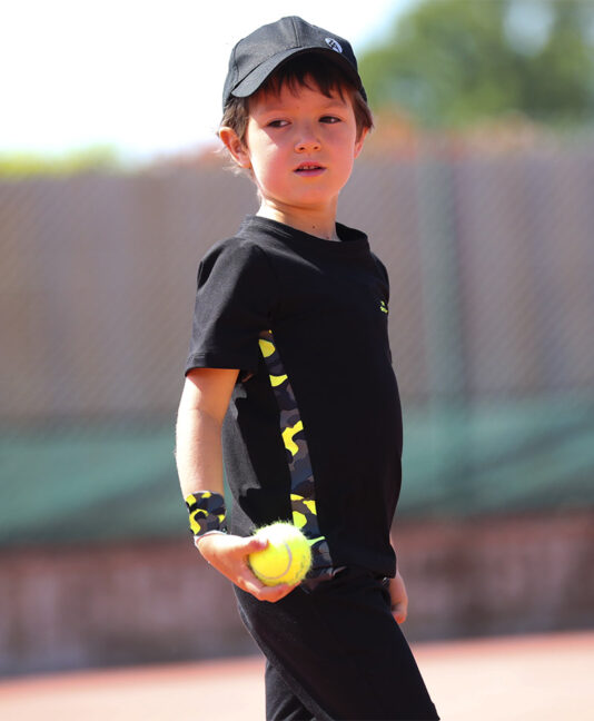 black tennis kit for boys camo zoe alexander uk carlo