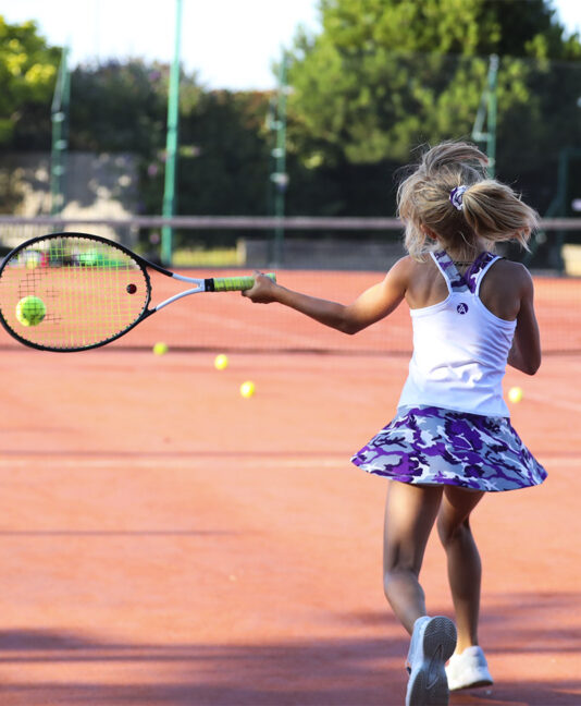 camo violet girls tennis dress zoe alexander uk