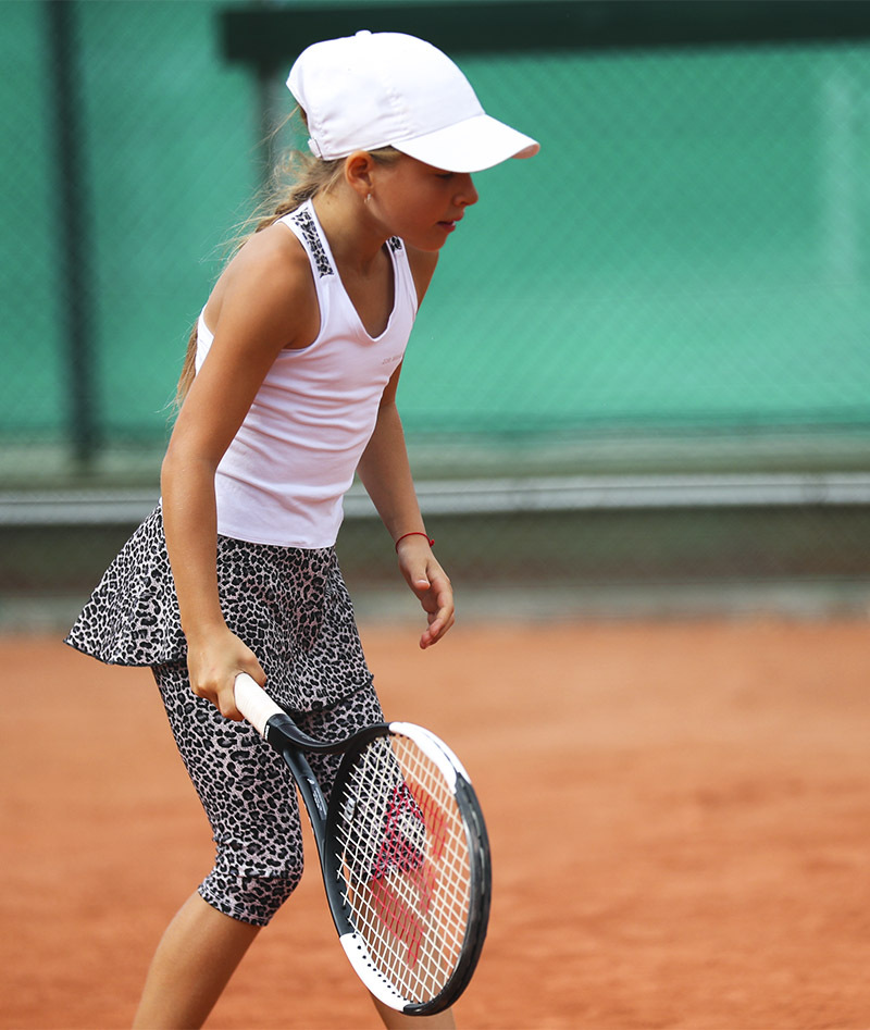 animal print cheetah girls tennis dress zoe alexander uk