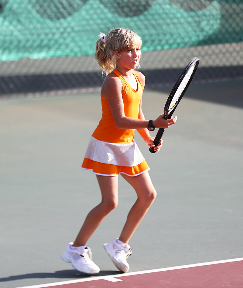 Girls_Tennis_Dress_Orange_Zest